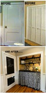 Kitchen Laundry Re Invented Style Re Modeling Laundry Closet Kitchen Door
