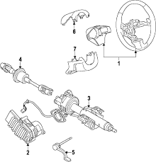 parts com® chevrolet steering column tilt lever bu bu 2009 chevrolet bu ls l4 2 4 liter gas steering column