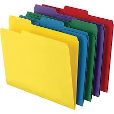 Image Amazonbasics Hanging Staples Colored Toptab File Folders Tab Color Assortment Letter Size 100pack Staples Staples Staples Colored Toptab File Folders Tab Color Assortment