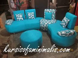 sofa tamu l sudut minimalis