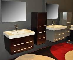 modern bathroom cabinets. Modern Bathroom Vanity Small Cabinets A