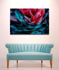 ... canvas art  Abstract Flower Art Flower Art Prints