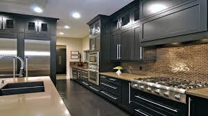 Dark Black Kitchen Design Ideas ᴴᴰ ·▭· · ··· - YouTube