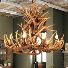 modern antler chandelier modern white antler chandelier