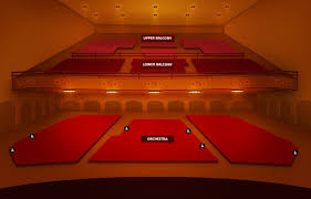 Orpheum Seating Chart View Select A Seat Orpheum Theatre Wichita Ks
