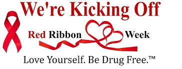 Image result for red ribbon week announcements