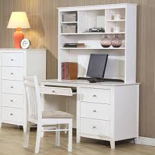 white desk with hutch kids computer desk and hutch in white with pull out keyboard tray white desk with hutch
