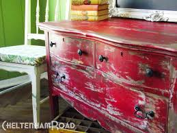 shabby chic red furniture. best 25 red dresser ideas on pinterest painted furniture dressers and blue shabby chic