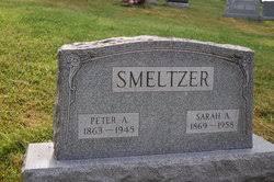 Peter Alexander Smeltzer (1863-1945) - Find A Grave Memorial