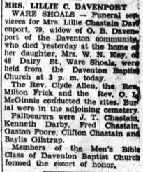 davenport, lillie chastain 1-11-1957 p7 ij - Newspapers.com