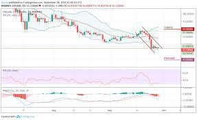 Litecoin Price Prediction Ltc Usd Price May Break Down The