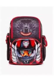 NRk_33067 Рюкзак <b>Hatber Comfort school</b> -Moto-beast ...