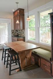 image of kitchen table bench seating