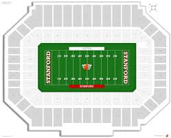 Stanford Stadium Seating Chart 3d Stanford Stadium Stanford Seating Guide Rateyourseats Com