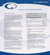 Incident Report Writing Software