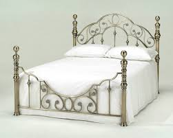 brass and metal furniture. Harmony Florence Antique Brass Metal Bed Frame And Furniture