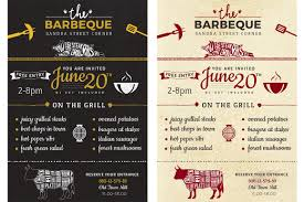bbq flyer template 7 hot amp barbecue bbq flyers templates utemplates
