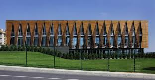 wooden office buildings. Office Building In Istanbul Wooden Buildings C
