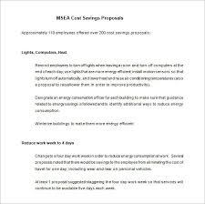 Cost Proposal Templates Cost Proposal Template 100 Free Word Excel PDF Format Download 3