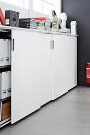 ikea storage cabinets office. galant white rollfront cabinets along a wall coworking u0026 office ideas pinterest walls designs and spaces ikea storage