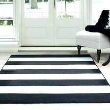 white faux fur accent rug black and home stripe area 5 x b white fluffy accent rug