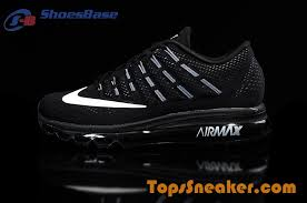nike running shoes white air max. high quality nike air max 2016 mens running shoes black white