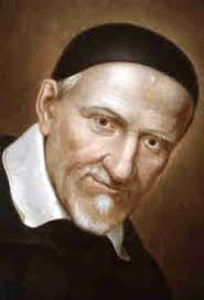 Image result for St. Vincent de Paul