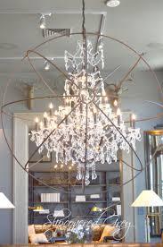 step inside restoration hardware scottsdale as well stunning chandelier view 20 of