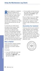Toyota Financial Statement 2012 Toyota Prius Warranty And Maintenance Information