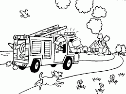 Small Picture Firefighter Coloring Page Coloring Pages For Kids And For Adults