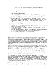 Wrestling Coach Sample Resume Best Head Wrestling Coach Resume Ideas Best Resume Examples By 12