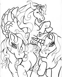 Small Picture The 33 best images about Horse coloring book pages on Pinterest