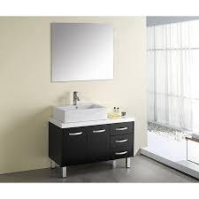 usa tilda single bathroom vanity set: virtu usa tilda  inch single sink bathroom vanity set