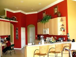 kitchen color ideas red. Red Kitchen Paint Excellent Color Ideas In With Painted Table E