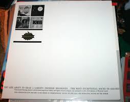 Liberty Demonstration Record (Vinyl) | Discogs