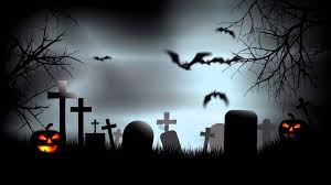 Halloween Graveyard Background After Effects Template - Youtube