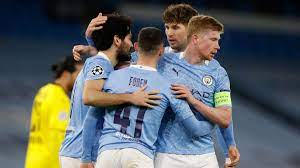 Manchester City 2-1 Borussia Dortmund: result, goals, summary, Champions  League 2020/21 - AS.com