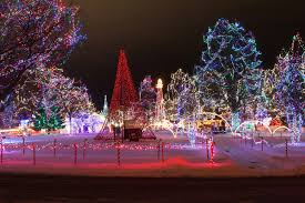 Rotary Lights Near Me The Rotary Lights In La Crosse Is The Best Winter Hike In