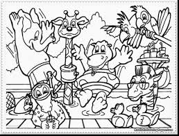 brilliant zoo animals coloring pages printable with zoo coloring ...