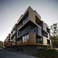 Impressive Apartment Architecture Design Of Tetris Apartments Architectural  Design Ofis Architects