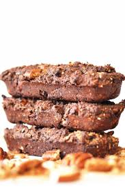 vegan vanilla brownie protein bars you can have your brownies and eat them without guilt