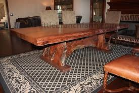 wood slab dining table beautiful: rustic table rustic dining tables live edge wood slabs