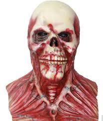 Halloween <b>Mask</b> X MERRY Toy Scary <b>Devil</b> Zombie <b>Mask</b> ...