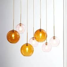 sculptural chandelier modernist sculptural chandelier sculptural glass geo 3 light chandelier mixed west