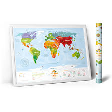 <b>Карта Travel</b> Map Kids Animals от <b>1DEA</b>.<b>me</b> (арт. 4820191130036 ...