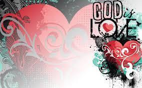 God is Love Wallpaper on WallpaperSafari
