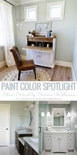 Sherwin Williams Silver Paint Remodelaholic Color Spotlight Silver Strand By Sherwin Williams