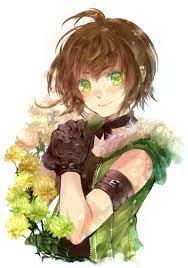 Anime Girl Tomboy Short Hair ...
