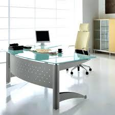 modern glass office desk. Designer Home Office Desks Glass Top Contemporary All Design Best Photos Part 94 Modern Executive Desk U