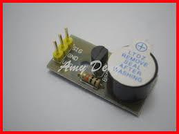 online buy whole piezo buzzer circuit from piezo buzzer 50pcs lot shipping 5v active buzzer module buzzer alarm module to send the circuit